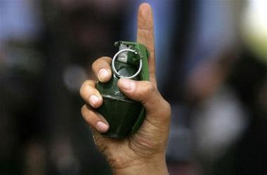 В Днепропетровске мужчина после ссоры с матерью взорвал гранату