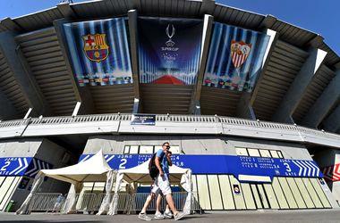 Тбилиси готовится принять матч за Суперкубок УЕФА