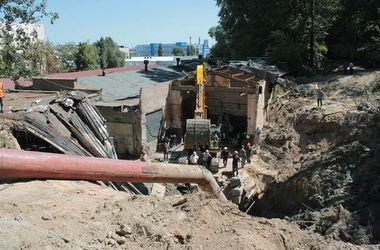 Как выглядела авария, из-за которой киевляне два дня сидели без воды