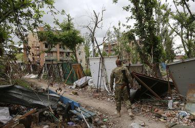 Обстановка в Донбассе обострилась