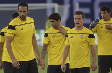 """Игроки """"Севильи"""" отравились перед матчем за Суперкубок УЕФА с """"Барселоной"""""""