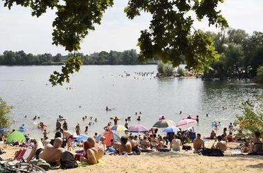 В харьковской реке Уды купаться опасно, обнаружен вирус гепатита А