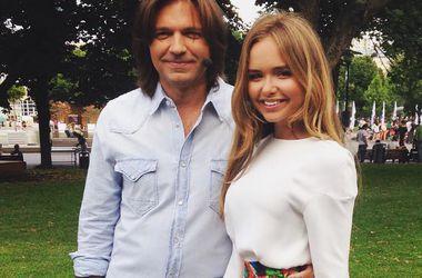 15-летняя дочь Дмитрия Маликова удивила смелым нарядом (фото)