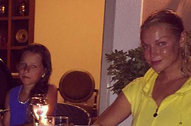 Полуголая Волочкова шокировала снимком с семейного ужина (фото)