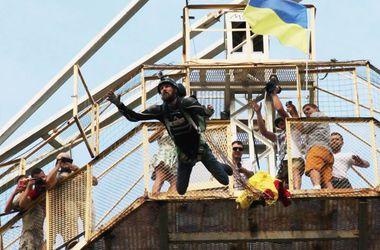 В Киеве побили рекорд по самым опасным прыжкам