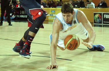 Вячеслав Кравцов отказался играть за сборную Украины на Евробаскете-2015