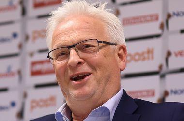 Тренером соперников Украины в отборе на ЧМ-2018 финнов стал швед Ханс Баке