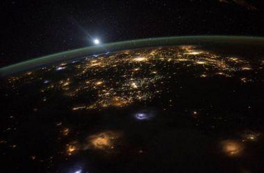 NASA сделало фото рассвета с борта МКС