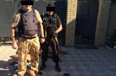 На запорожском курорте задержали преступную группу, которая похищала и убивала людей