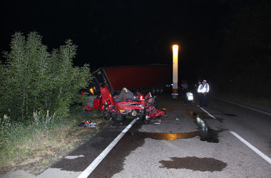 Названа причина страшной аварии в Ровенской области, которая погубила всю семью