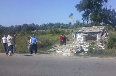 На границе с Крымом до сих пор некомфортно
