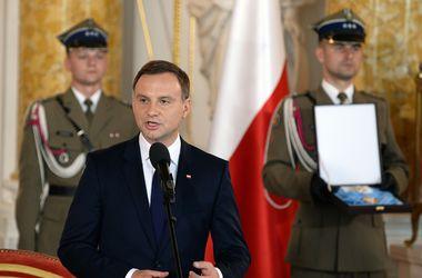 НАТО воспринимает Польшу как буферную зону - Дуда