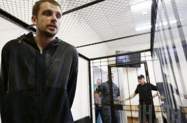 Суд продлил на два месяца содержание под стражей Медведько, подозреваемого в убийстве Бузины