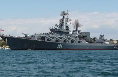 Корабли ВМФ РФ устроили стрельбище в Средиземном море