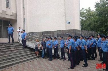 Главный гаишник Одесской области показал починенным, как не надо брать взятки