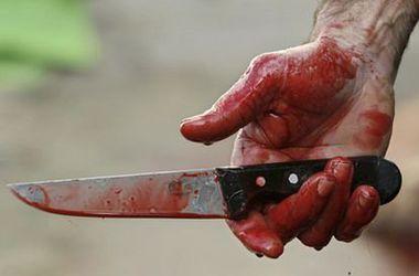 В Кривом Роге местный хулиган с ножом напал на англичанина