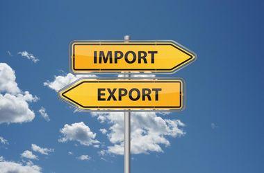Украина теряет экспорт и импорт