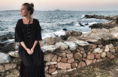 Ксения Собчак и Максим Виторган проводят отпуск на Сардинии