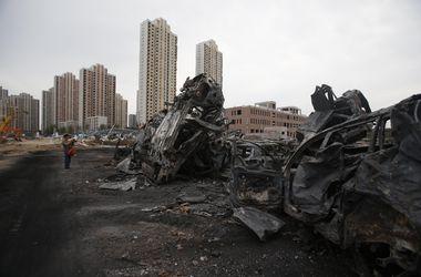 Разрушительный взрыв в Китае: число жертв возросло до 85