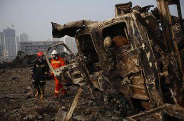 Разрушительный взрыв в Китае: число жертв неустанно продолжает расти