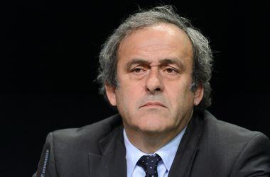"""ФИФА выпустила """"черное досье"""" на Платини, в УЕФА требуют объяснений"""