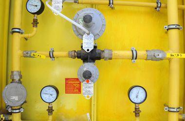 Запасы газа в Украине растут