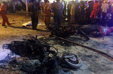 В центре Бангкока прогремел мощный взрыв
