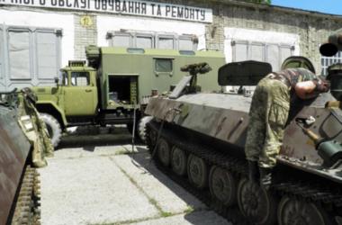 В Одесской области открыли военно-волонтерское ремонтное подразделение