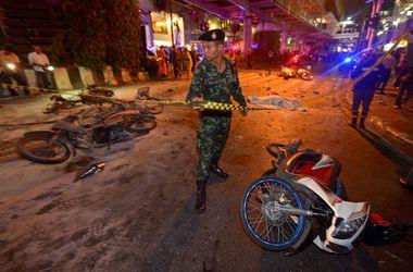 По данным властей, 18 человек погибли и 117 ранены при взрыве в Бангкоке