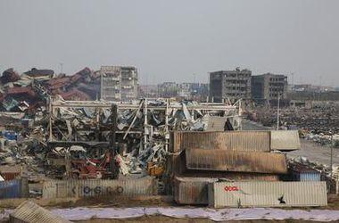 Разрушительный взрыв в Китае: задержан владелец рванувшего склада