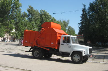 На Донбассе боевики устроили обстрел-провокацию из мусоровоза