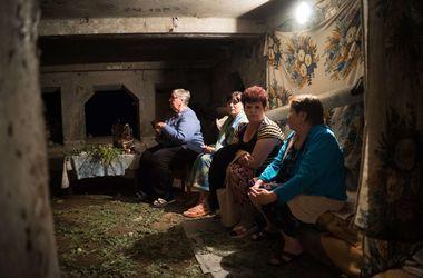 Жители Донецка: Ни воды, ни отопления, а зима на носу. Никто ничего не думает