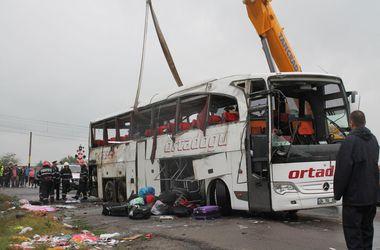 В Румынии автобус с украинцами попал в страшное ДТП
