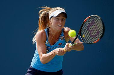 Элина Свитолина вышла в третий круг турнира в США