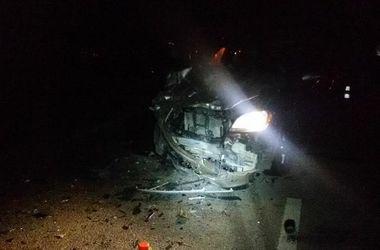 В жутком ДТП под Харьковом погибла семья