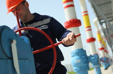 Украина рекордно нарастила импорт газа из Словакии