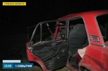 Стали известны подробности смертельной ДТП в Сумской области