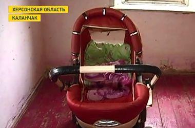 В Херсонской области мать зверски забила малыша до смерти