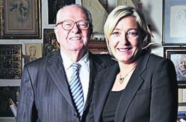 Жан-Мари Ле Пен обвинил дочь в заговоре против него