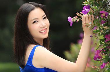 Картинки по запросу картинки китаянок на природе красивых девушек
