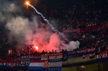 Сборная Хорватии отказалась от поддержки фанатов на выездных матчах