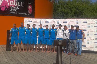 Сборная Украины по пляжному футболу вышла в финал Евролиги