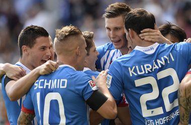 """""""Бавария"""" пропустила самый быстрый гол в истории Бундеслиги"""""""