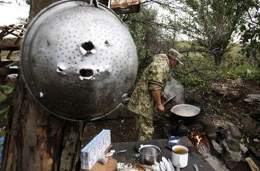 Военные рассказали, где активно боевики ведут обстрелы