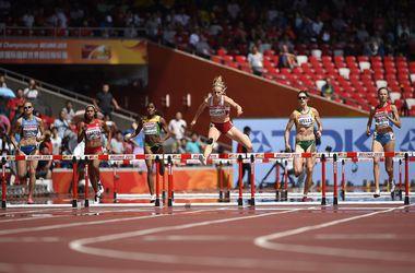 ЧМ в Пекине: Анна Ярощу пробилась в полуфинал в беге на 400 метров с барьерами