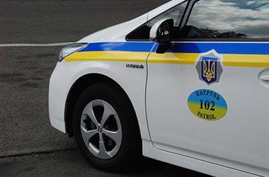 В Киеве полиция задержала пьяного сотрудника прокуратуры за рулем