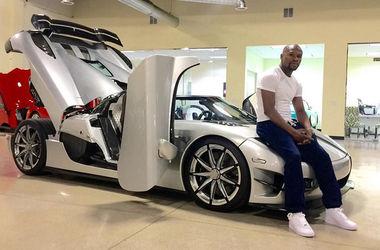 Флойд Мейвезер купил уникальную машину за $4,8 миллиона