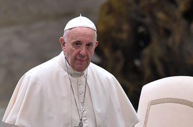 Папа Римский: Я молюсь за Украину