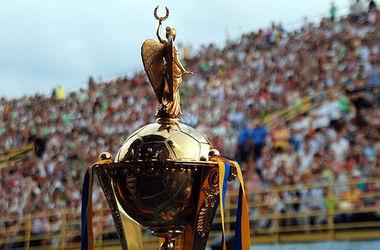 Все участники 1/8 финала Кубка Украины