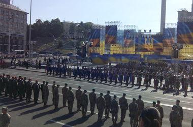 Порошенко приехал на Майдан
